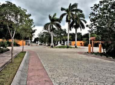 secondary entrance
